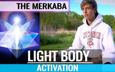 The MERKABA + FULL LIGHT BODY ACTIVATION (Psychic Energy Healing Meditation Techniques)