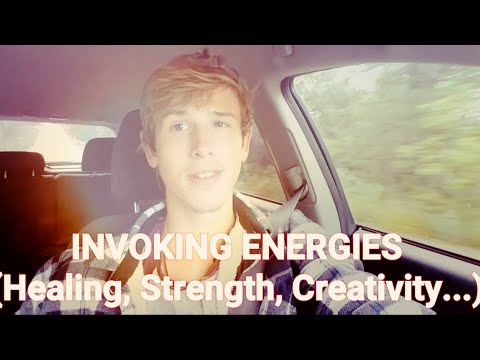 INVOKING ENERGY: How To Invoke Spiritual Energy - Overcome Anything ( POWERFUL SECRETS )