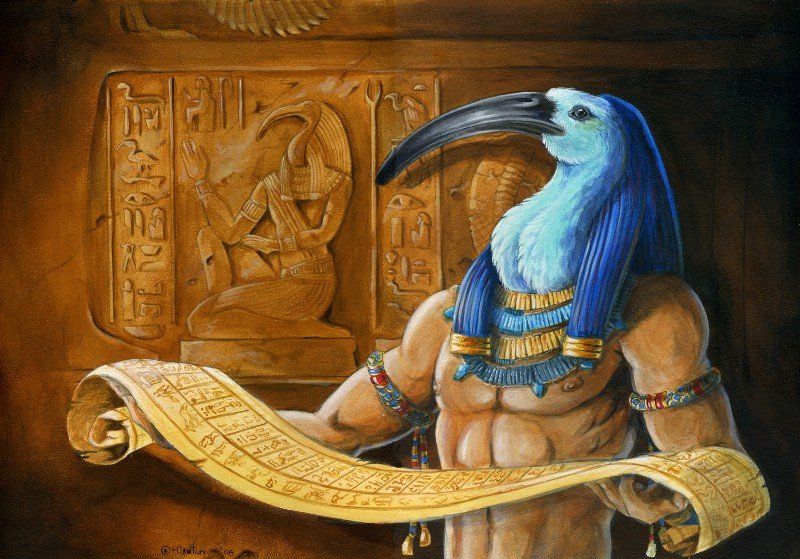 Sacred Text The Book of Thoth he_who_balances_by_hbruton